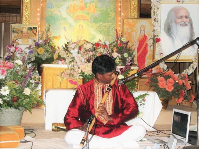 Védikus zene – Maharishi Gandharva véda ízelítő