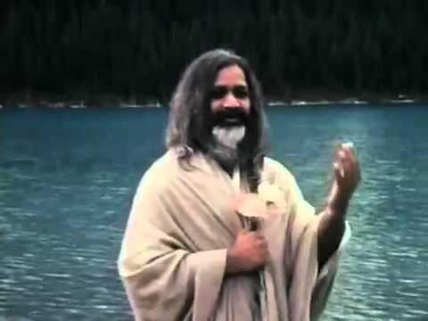 Maharishi a Louise-tónál – 1968